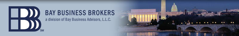 Calder Associates/Bay Business Brokers  Richard Stopa Greater Washington DC Metro Area